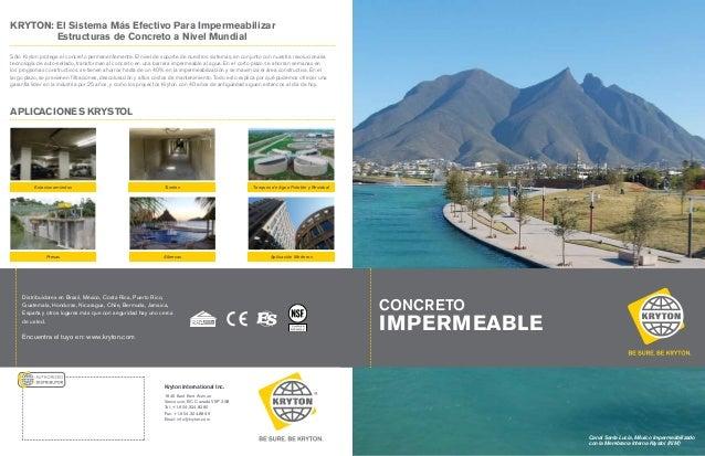 Concreto  Impermeable (2013)