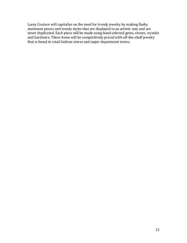 Valet parking business plan