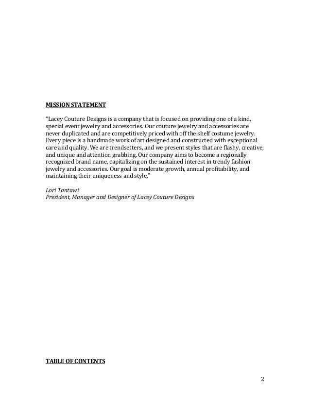 Custom frame shop business plan