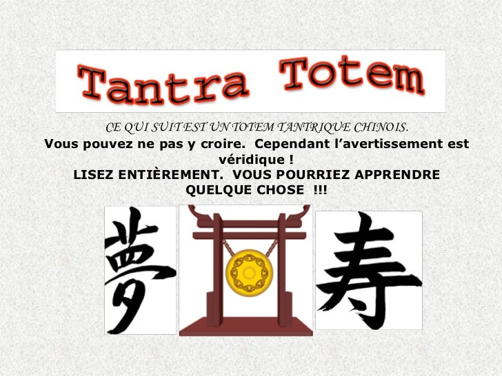Tantra chinois