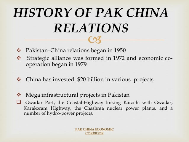 Pak china relations essay urdu