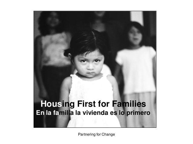 #SICmonoparentalsTanya Tull Presenta Housing First y Partnering for Change (cast)