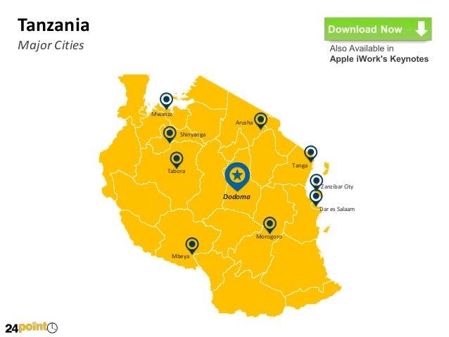 Mwanza City Tanzania Tanzania Major Cities Mwanza