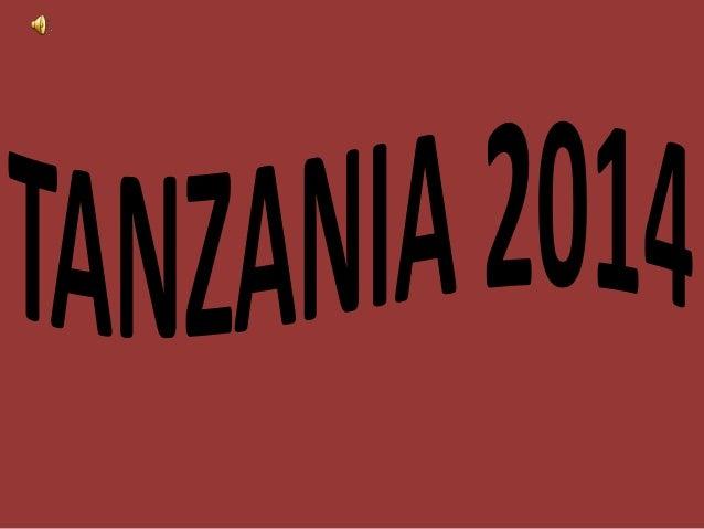 Tanzania fran report.