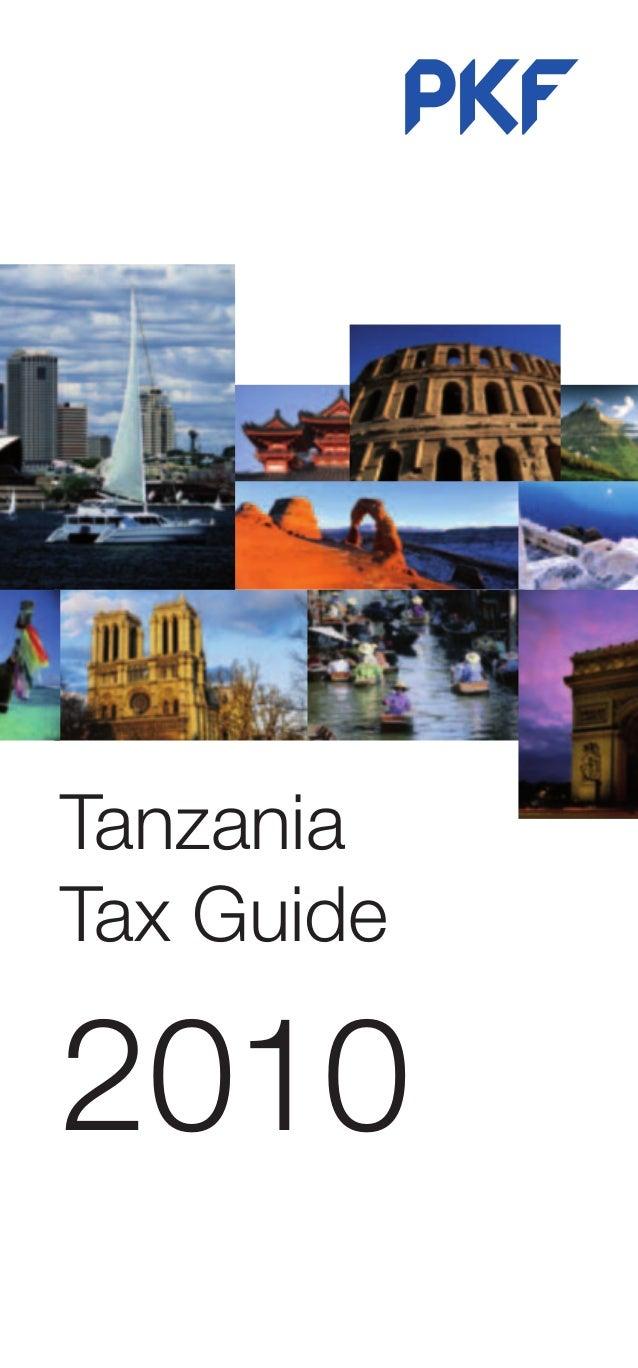 TanzaniaTax Guide2010