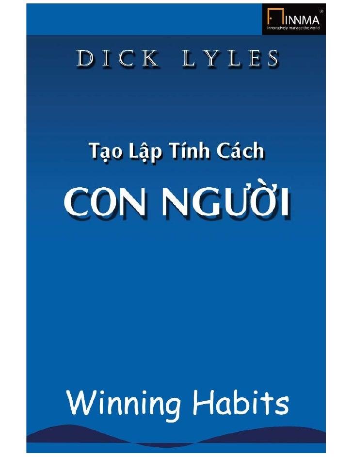 Tao Lap Tinh Cach Con Nguoi 1195611143716035 2