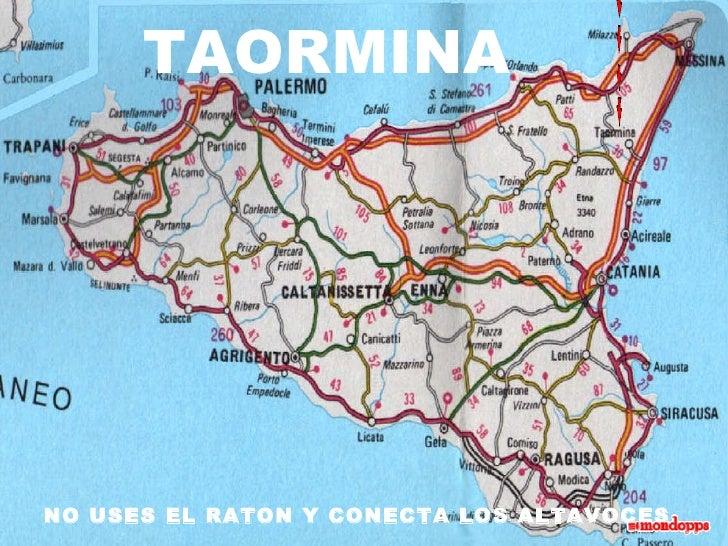 Taormina,Sicilia..