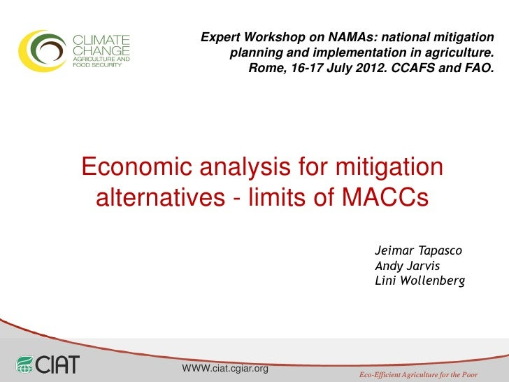 Expert Workshop on NAMAs: national mitigation               planning and implementation in agriculture.                  R...