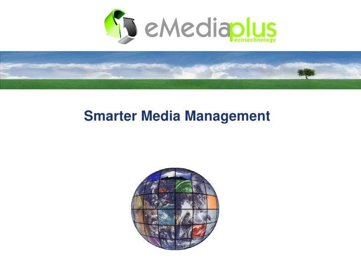 Tape media programs
