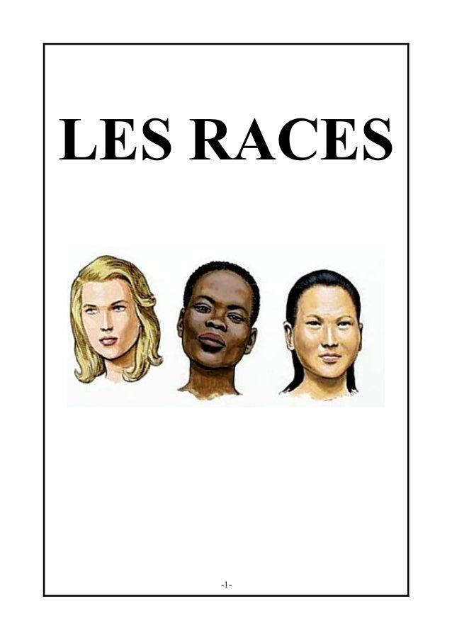 LES RACES -1-