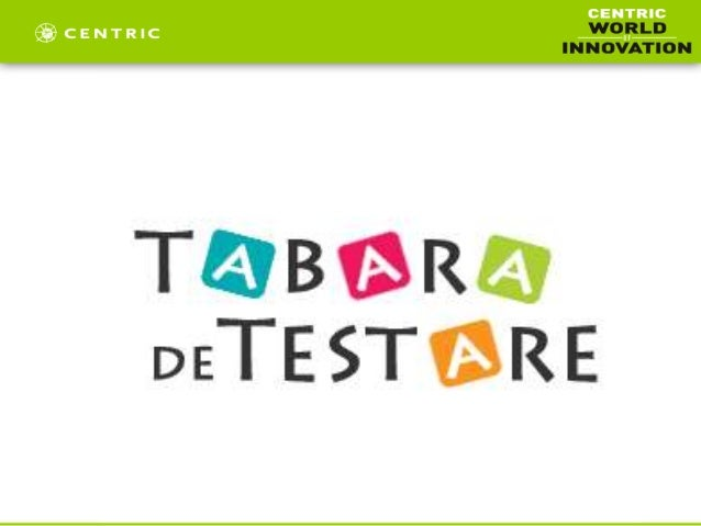 Tap into mobile app testing@TDT Iasi Sept2013