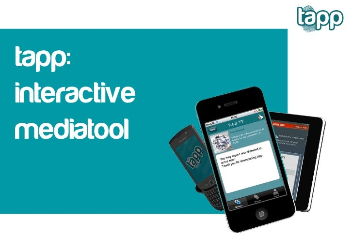 tapp:interactivemediatool