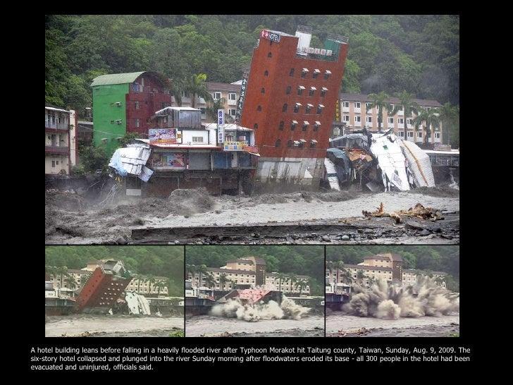 Typhoon Morakot 莫拉克風災