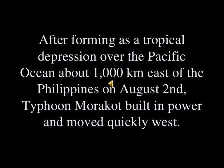 Taiwan Morakot Typhoon