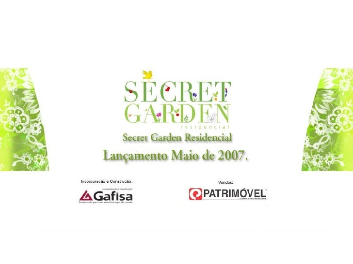 Taquara   Secrets Garden