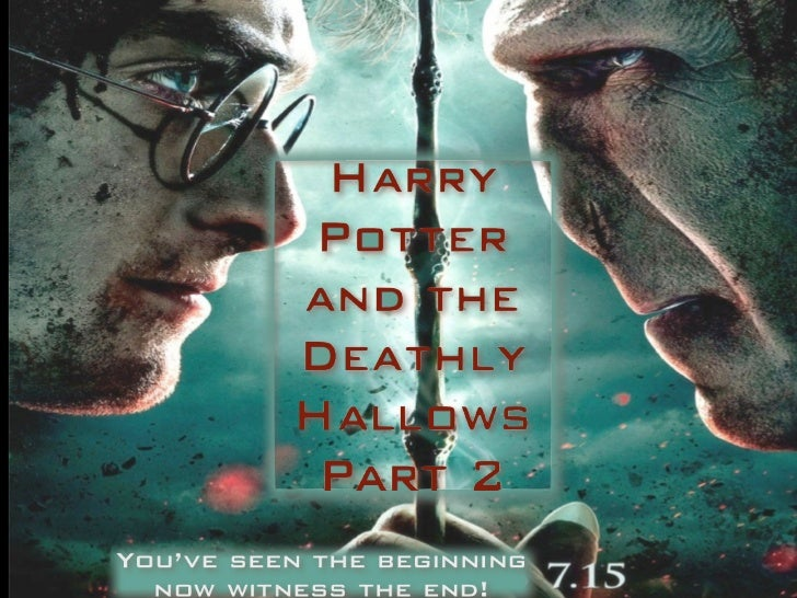 Harry Potter and the Deathly Hallows Part 2 Marketing Plan