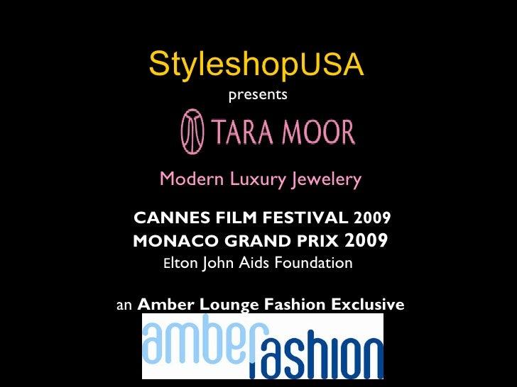 Tara Moor, Paris