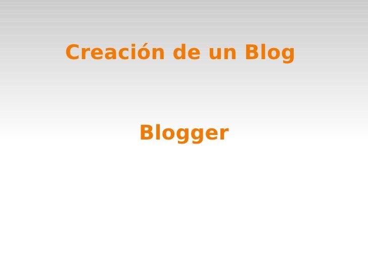 Creando blogs con Dynamic Views