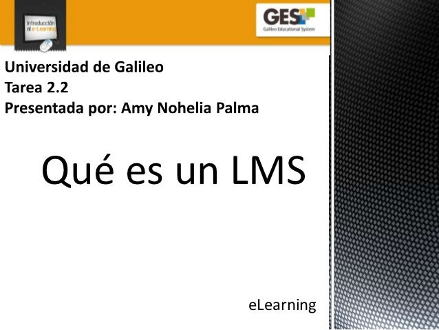 LMS, Learning Management Systems