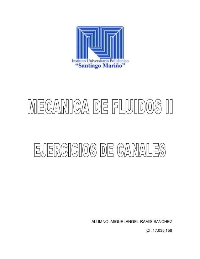 ALUMNO: MIGUELANGEL RAMIS SANCHEZ CI: 17.035.158