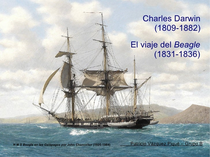 Charles Darwin                                                                        (1809-1882)                         ...