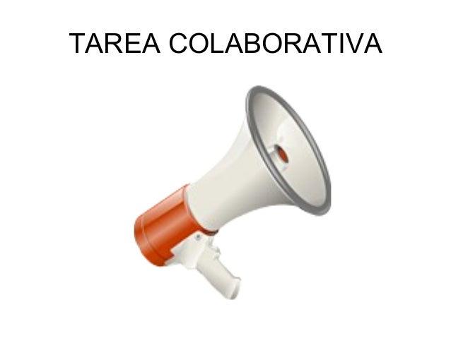 TAREA COLABORATIVA