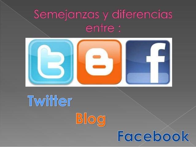 Un blog es un sitio Web que facilita la publicación instantánea de entradas (posts) y permite a sus lectores dar retroalim...