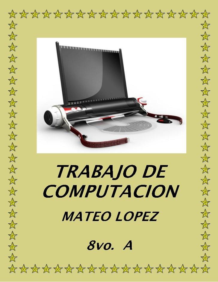 PRIMERA GENERACIÓN (1951 a 1958)   Las computadoras de la primera Generación emplearonbulbos para procesar información. Lo...