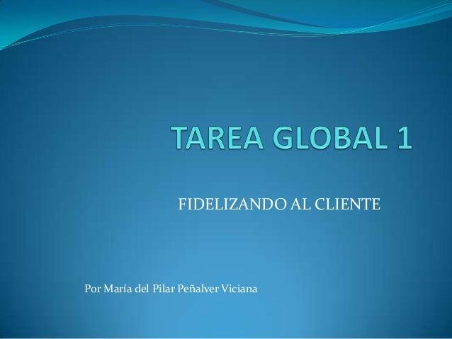 Tarea global 1 marketing