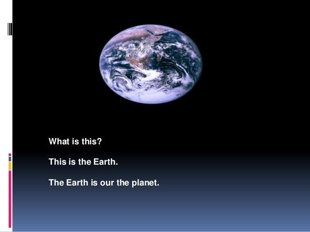 Tarea Integrada Quot La Tierra Y El Sistema Solar