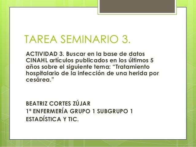 Tarea seminario 3