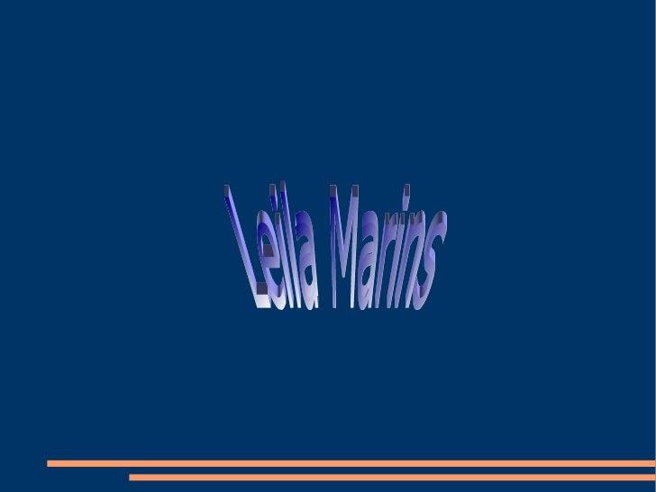Leila Marins