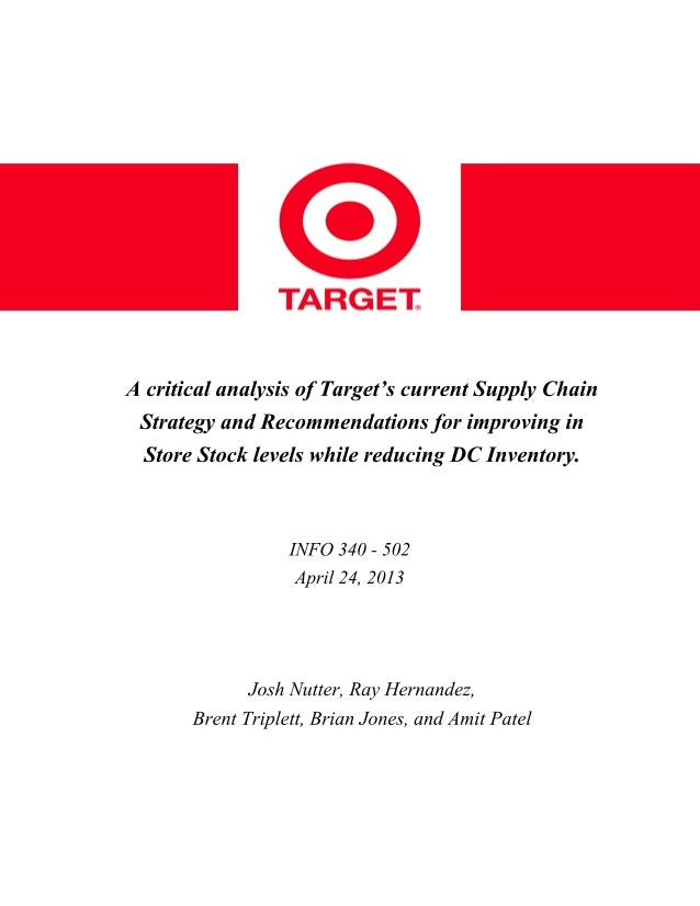 supply chain management case study analysis