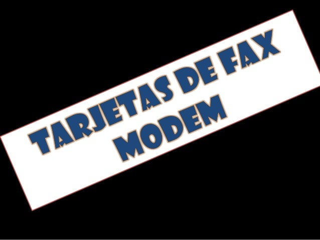 Es una tarjeta para expansión de    La tarjeta fax-módem se insertacapacidades que permite convertir   dentro de las ranur...