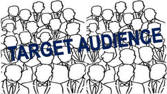 Target audiance
