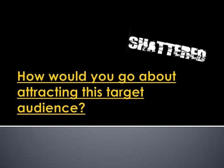 Target audience of media