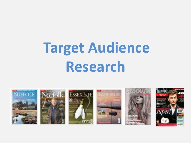 Target Research Service Request