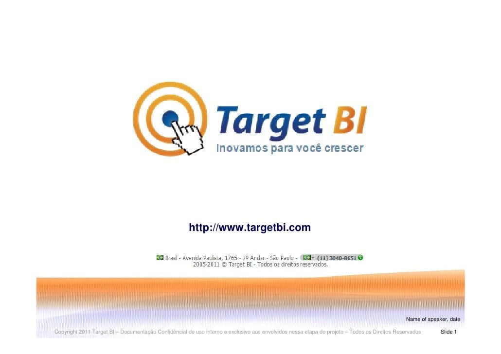 http://www.targetbi.com                                                                                                   ...