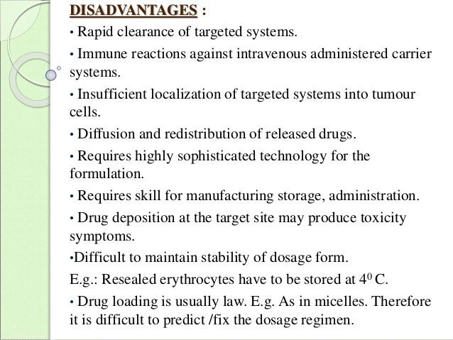 disadvantages of drugs essay Cause/effect essay: causes of drug use among young people  what are the causes of drug use among young people  for the brief time that the drugs.