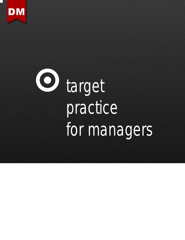 targetpracticefor managers