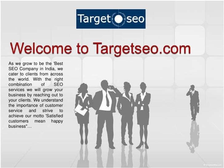 Targetseo.com - Professional SEO Company