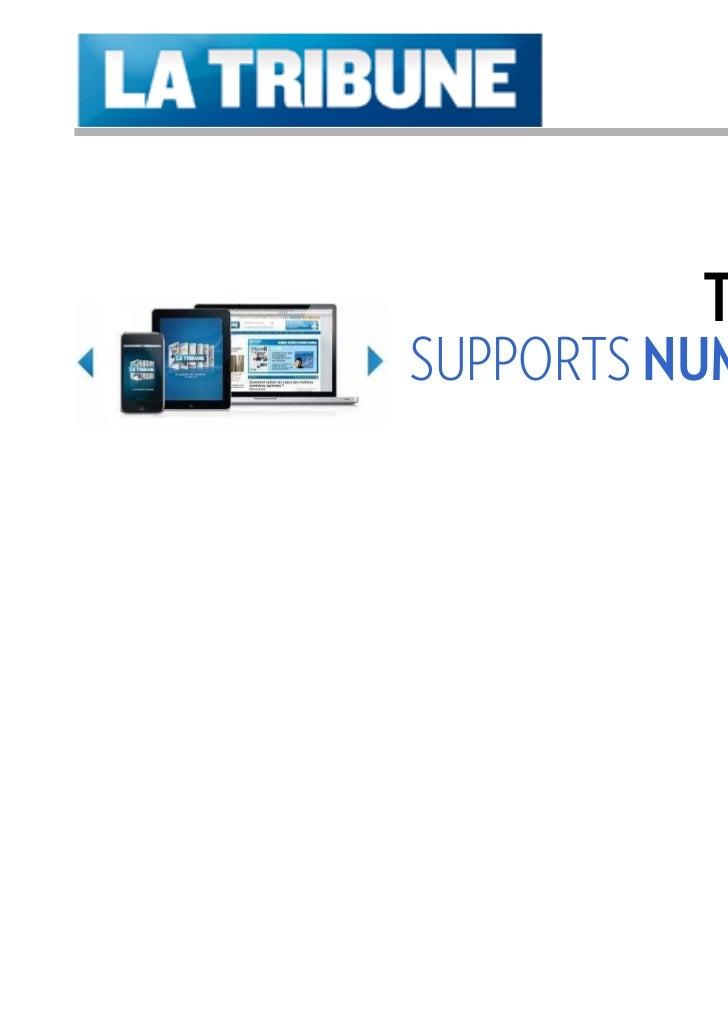 Tarifs 2011SUPPORTS NUMÉRIQUES