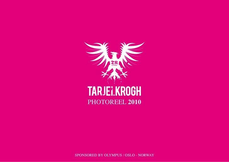 Tarjei krogh showreel 2010 the dark side