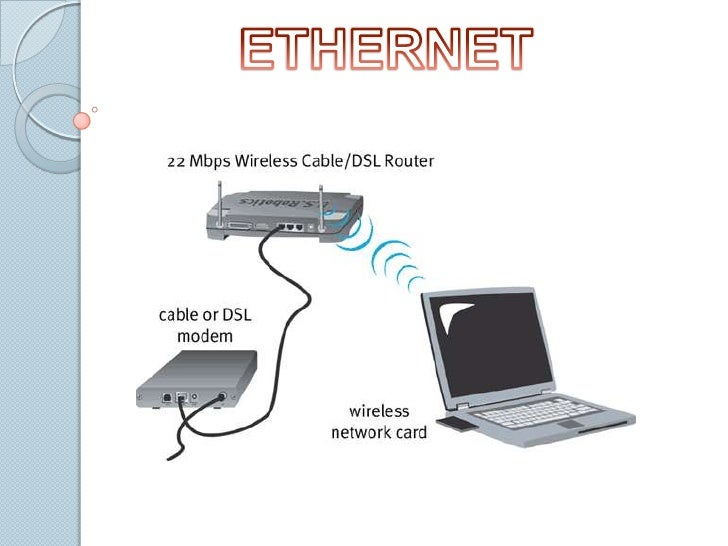 Tarjetas de red (ethernet)