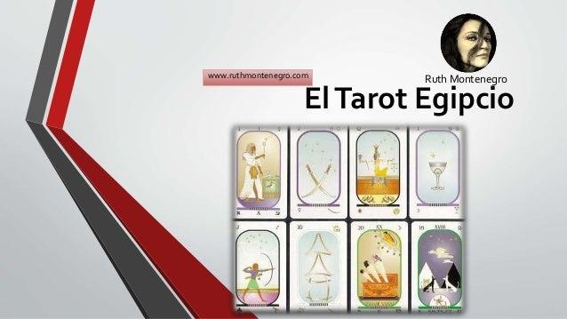 Ruth Montenegro ElTarot Egipcio www.ruthmontenegro.com