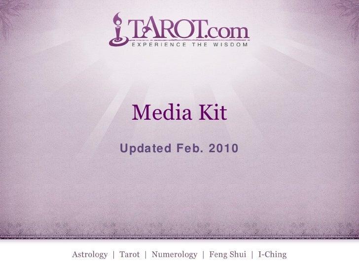 Tarot Media Kit Feb 2010