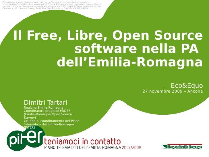 Tartari Eco&Equo Ancona 27nov09