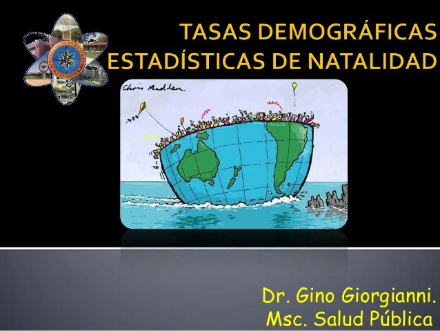 Dr. Gino Giorgianni.Msc. Salud Pública