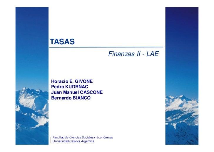 Tasas f2 1 c2012