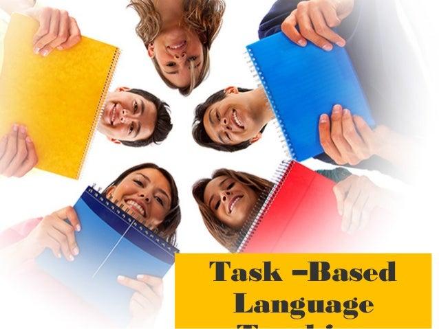 Task based-language-teaching k om